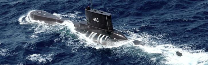 Катастрофа субмарини біля берегів Балі: підводний човен розірвало на три частини