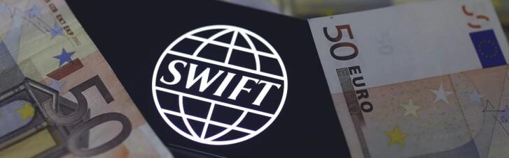 Росію, яка готується до відключення від Visa й Mastercard, можуть відключити ще й від SWIFT