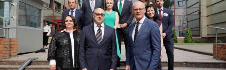 В Киеве открыло двери посольство Ирландии