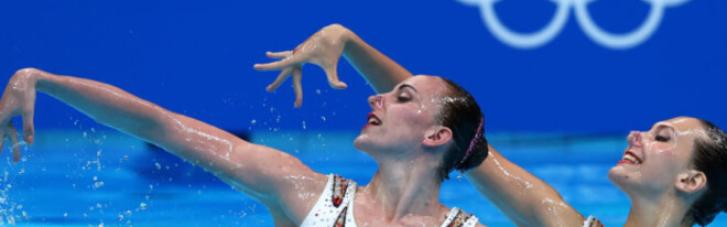 Олімпіада-2020: Україна взяла першу в історії медаль в артистичному плаванні (ФОТО)