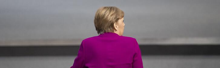 Важкий кінець канцлерства. Як Росія не дає Меркель піти на пенсію