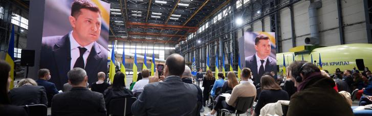 Стало известно, сколько журналистов аккредитовали на пресс-конференцию Зеленского, и где сейчас Мендель