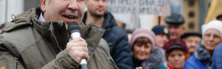 """Задержания людей Семенченко: Когда Саакашвили заявит о """"эскадронах смерти"""""""