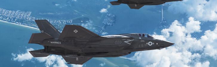 Кабина на голове. Как F-35 будут сбивать Су-57