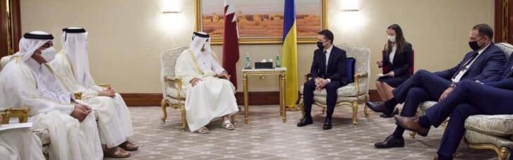 Українська делегація грубо порушила дипломатичний протокол в Катарі (ФОТО)