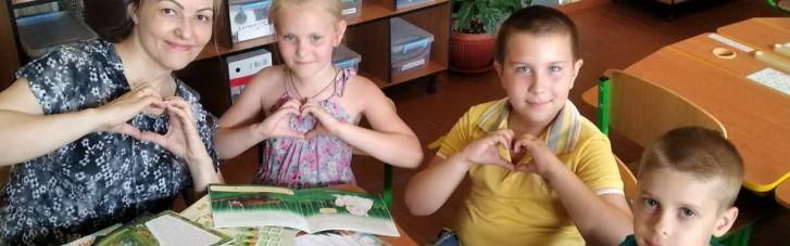 """Образовательный проект """"Мечтай-читай"""" охватил более 3 тысяч учеников со всей Украины"""