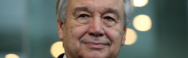 Радбез ООН підтримав переобрання Гутерріша генсеком на другий термін