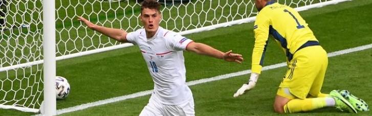 Євро-2020: названо кращий гол турніру (ВІДЕО)