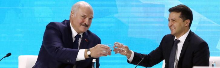 Что будет, если Зеленский признает Лукашенко легитимным?