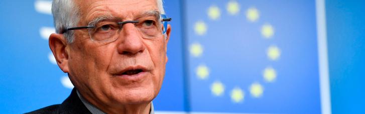 Борелю доручили до листопада підготувати проєкт військової концепції Євросоюзу
