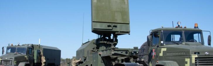 Позитив тижня. Новий контрбатарейный радар зможе виявляти російські ЗРК за десятки кілометрів