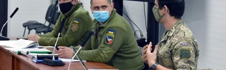 """Україна проведе спільні навчання з НАТО """"Cossack Mace-2021"""""""