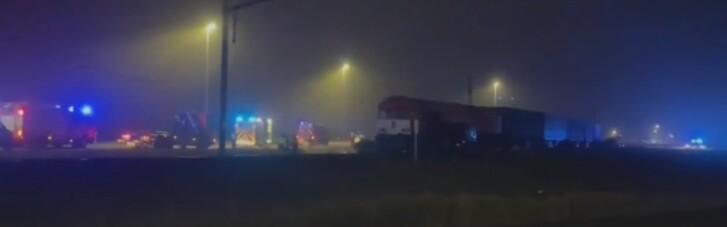 Украинский водитель погиб в Бельгии под колесами поезда