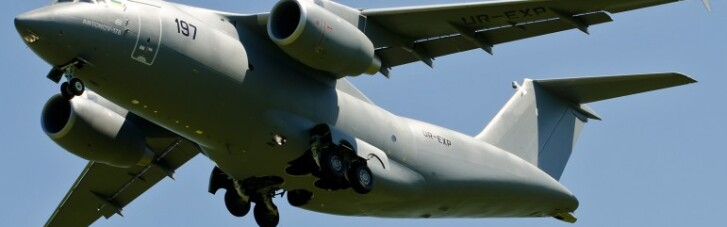 Перспективний і проблемний. Чи є майбутнє у військово-транспортного літака АН-178