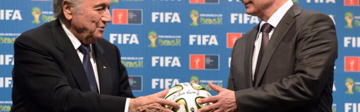 М'ячем по голові. Як Росію і Катар знову вирішили покарати футболом