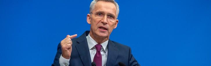 Столтенберг запевнив, що НАТО захистить союзників від загроз Путіна і Лукашенка