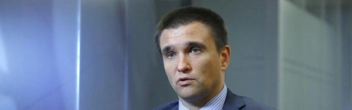 Росія проводить повзучу анексію Донбасу, — Клімкін