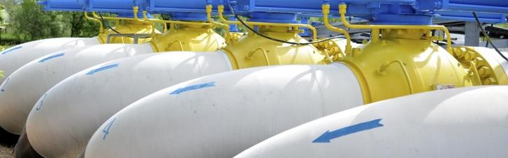 Через похолодання в Україні газ почали відбирати зі сховищ