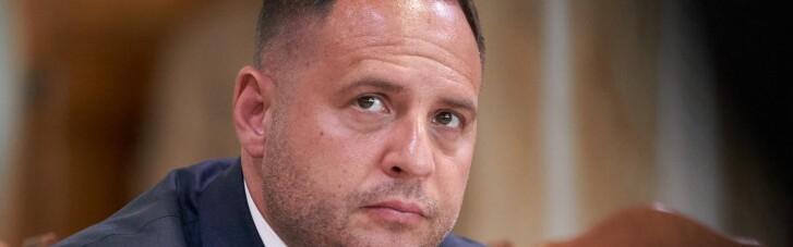 Єрмак зайняв жорстку та послідовну позицію у переговорах Кремлем, - експерт