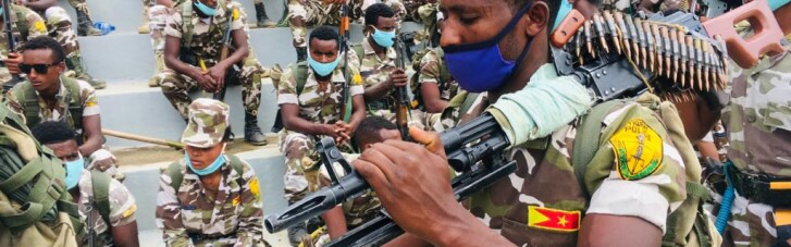 Война в Эфиопии. Как Россия пытается не пустить ЕС на Африканский рог