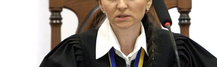 Бывшая судья Царевич получила подозрение по делу Автомайдана