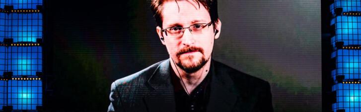 Борець за свободу зливу. Де і як завершиться місія Сноудена