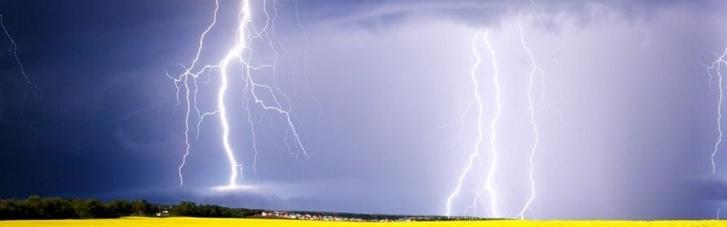 """ДСНС попередила про сильний вітер, оголошено """"жовтий"""" рівень небезпеки"""