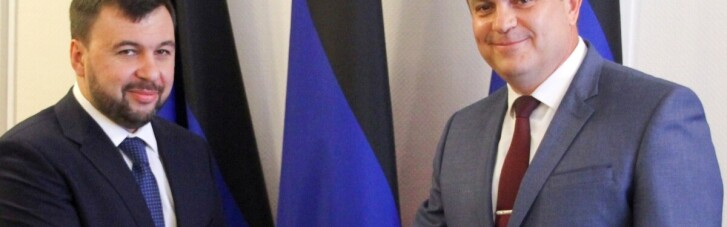 """Ватажки """"ДНР"""" і """"ЛНР"""" оголосили про підготовку до військового параду"""
