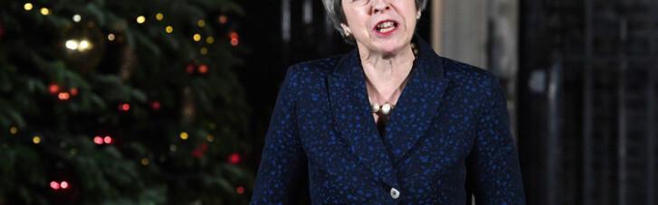 Два батога і полпряника. Як Тереза Мей придушила заколот у своїй партії