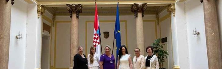 Створення Академії лідерства для жінок і Меморандум про співпрацю. Результати ділової місії BWC у Хорватії