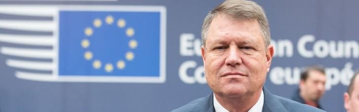 Президент Румынии призвал сдерживать Россию на фланге НАТО