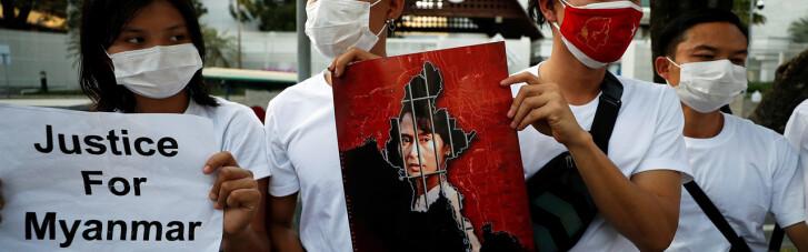 В Мьянме начинается суд над лидером страны Су Чжи