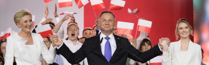 Мандат на радикалізм. Що означає переобрання Дуди президентом Польщі