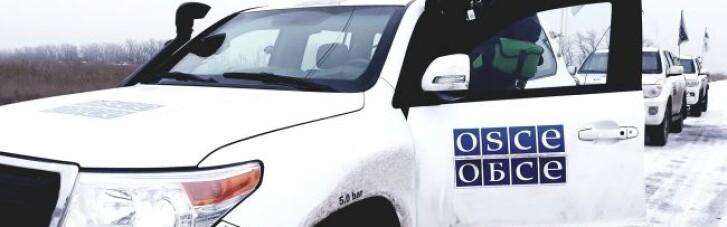 """""""Военные учения"""": оккупанты не пропускают наблюдателей ОБСЕ на неподконтрольные части Донбасса"""