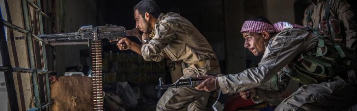 Уличные войны и партизанское подполье. Опыт конфликта в Сирии