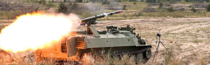 """Позитив недели. """"Штурм-С"""" успешно прошел огневые испытания с новой ракетой"""