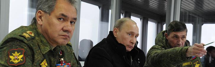 Логика параноика. Почему Путин не может не воевать с Украиной
