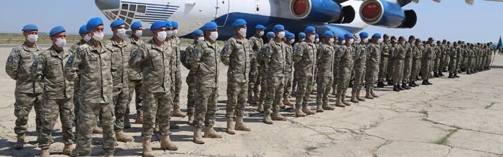 Турецькі війська в Азербайджані. Ердоган переграв Путіна