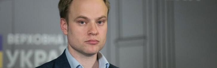 Нардеп Юрчишин участвовал в акции под ОПУ и поддержал погром: теперь его грозятся исключить из партии