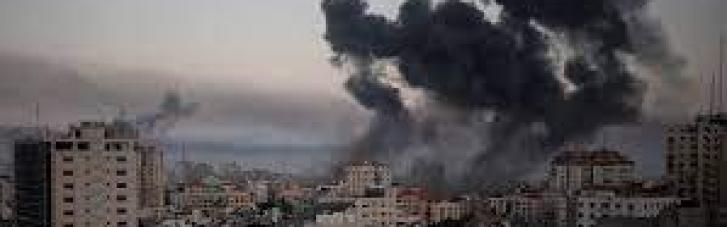 Ізраїльські ВПС завдали удару по будинку одного з лідерів ХАМАС