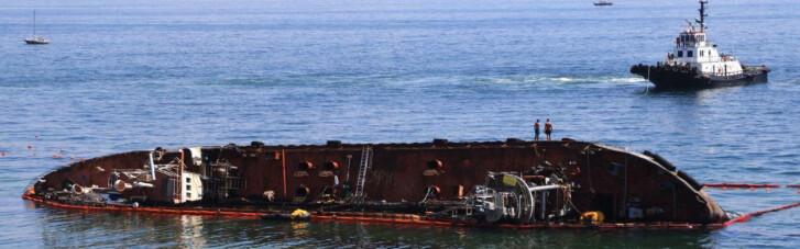 Одесский суд выставил счет владельцу танкера Delfi на 2,8 млн грн