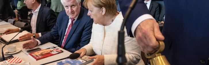 Бунт на корабле. Почему под Меркель зашаталось кресло