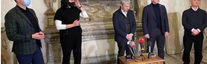Минкульт подготовил законопроект о сохранении культурного наследия, — Ткаченко