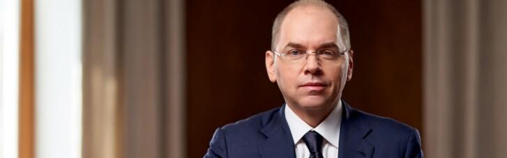 """""""Все идет по плану"""": Степанов ответил критикам темпов вакцинации в Украине"""