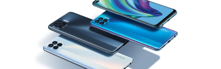 В Украине стартовали продажи новых смартфонов OPPO Reno4