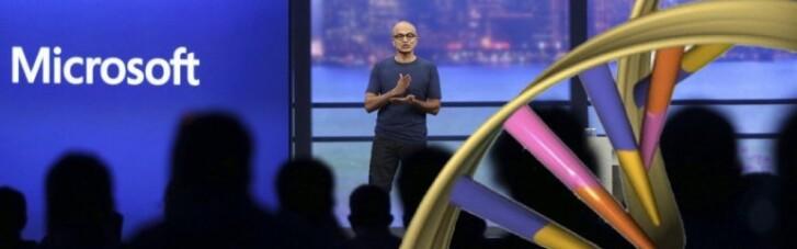 Зачем Microsoft меняет гены