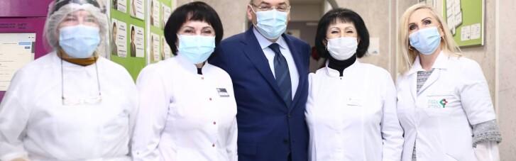Степанов встал в защиту врачей, которые отказываются вакцинироваться