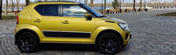 Cерьйозні можливості крихітного гібрида. Кому підійде Suzuki Ignis