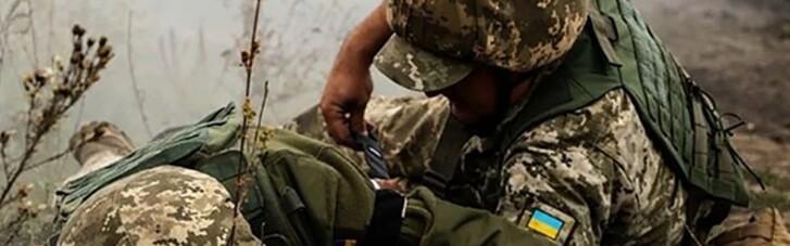 Названо имя военного, погибшего сегодня в районе Шумов