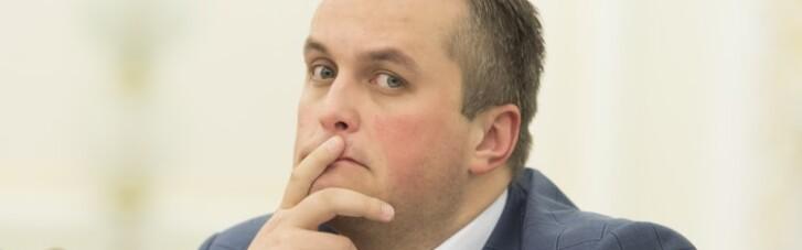 Холодницький написав заяву про відставку, — Гончаренко